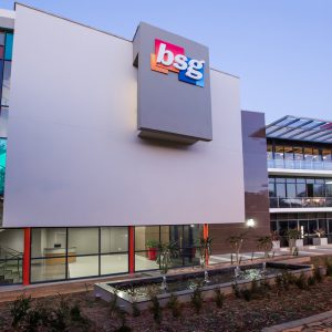 BSG's JHB office