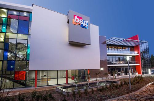BSG's JHB Office