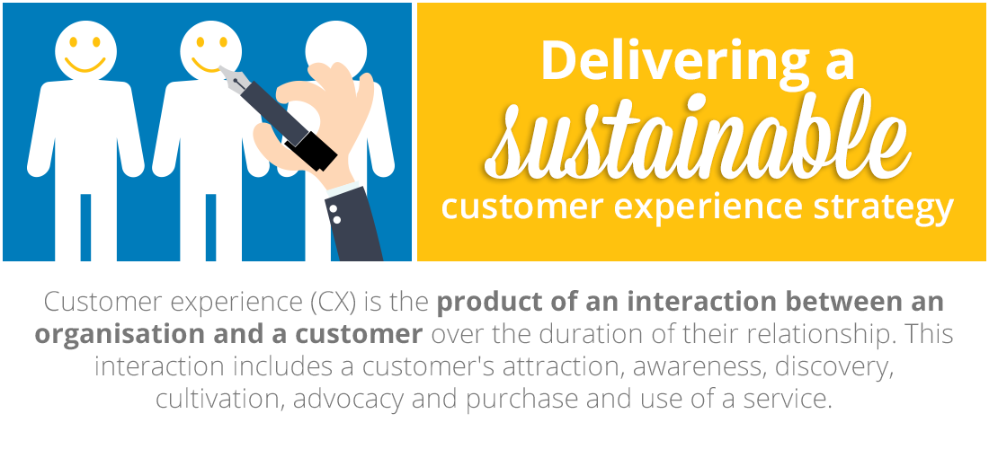 Case Study: Delivering a sustainable customer experience strategy