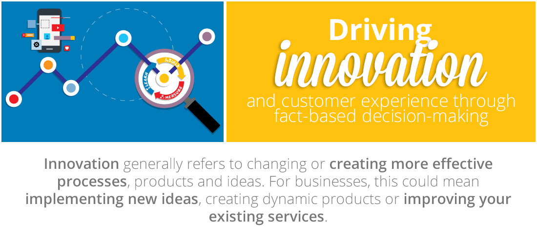 Case Study: Utilising fact-based decisioning to drive innovation and enhance customer-centricity