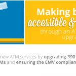 making banking accessible through atm upgrades