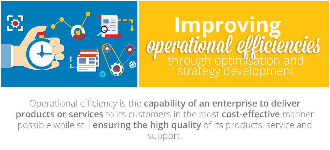 Case Study: Improving operational efficiencies through optimisation and strategy development