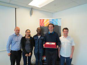 BSG 2016 Cape Town graduates