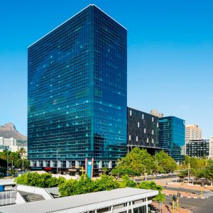 BSG's office in Cape Town is located on the 18th floor of the South Tower of The Towers, in Foreshore, opposite the Civic Centre