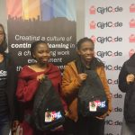 BSG at GirlCode Hackathon