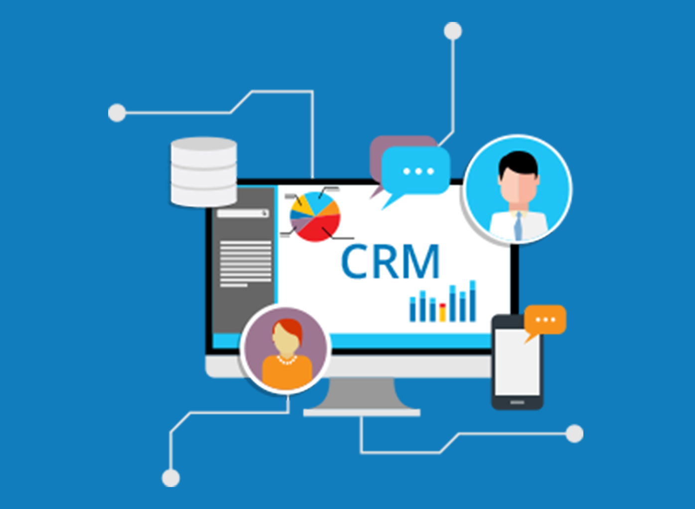 Case Study Overview: Implementing a CRM solution to enable a single view of customers and drive customer satisfaction and loyalty for a bank