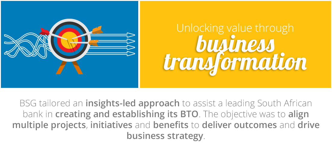 Case Study: Unlocking value through business transformation