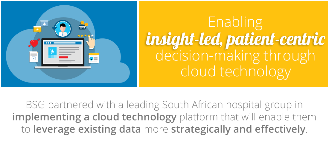 Case Study: Enabling insight-led, patient-centric decision-making through cloud technology